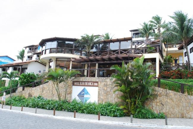 HOTEL ILHA BRANCA INN - Paquetes a Brasil BUTELER VIAJES