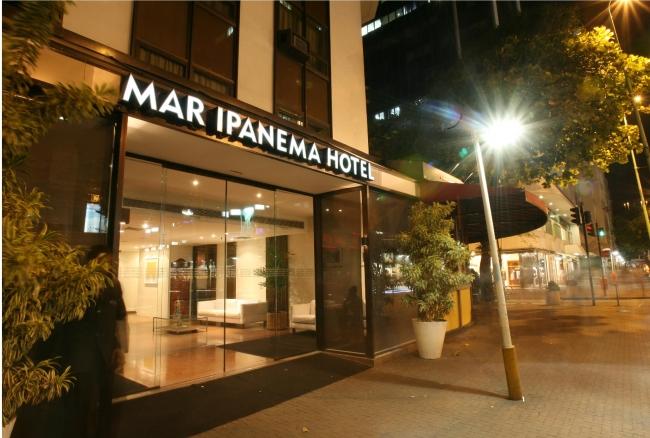 MAR IPANEMA HOTEL - Hotel en Rio de Janeiro - Paquetes a Brasil BUTELER VIAJES