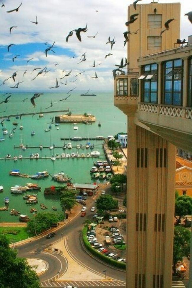 VIAJES A SALVADOR DE BAHIA CON VUELOS DESDE CORDOBA - Salvador de Bahía /  - Paquetes a Brasil BUTELER VIAJES