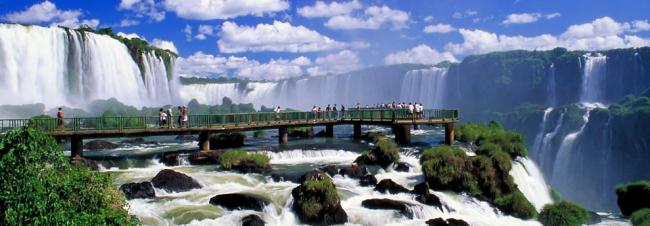 VIAJES GRUPALES A BONITO, MATO GROSSO Y CATARATAS DESDE CORDOBA - Bonito / Foz do Iguacu / Mato Grosso Do Sul / Asuncion /  - Paquetes a Brasil BUTELER VIAJES